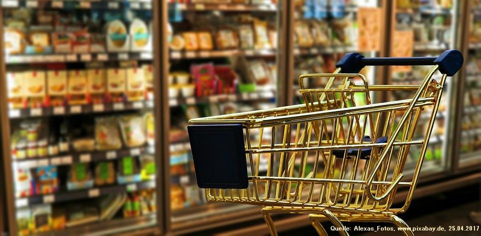 Läden mit veganen Produkten