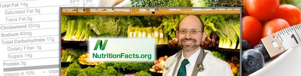 Nutritionfacts.org – Erkrankungen natürlich behandeln